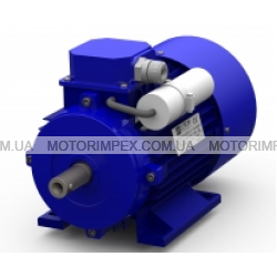 Монофазные электродвигатели AS и ES