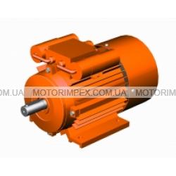 Монофазные электродвигатели ASR и ESR