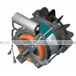 Монофазные электродвигатели ERB