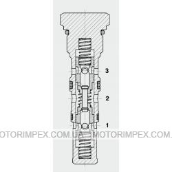 Картриджные делители потока ST12230