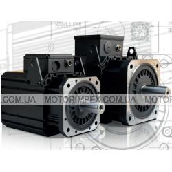 Монофазные сервоэлектродвигатели HSM