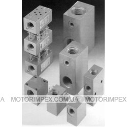 Монтажные плиты для клапанов Hydac