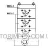 Секционные (модульные) монтажные плиты MOD6