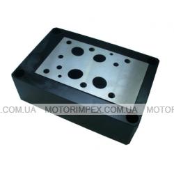 Монтажные плиты типа G для гидрораспределителей и клапанов WEH22, WH22, WMM22, Z2S22 и Z2FS22