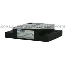 Монтажные плиты типа G для предохранительных клапанов DB10 и DBW10