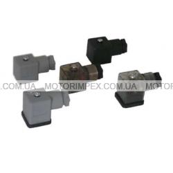 Электрические разъёмы Z4 и Z4L
