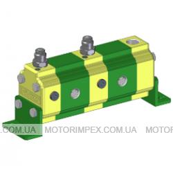 Делители потока RV-1V с предохранительными клапанами