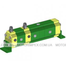 Делители потока RV-1N с мотором и предохранительными клапанами