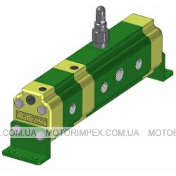 Делители потока RV-1H с мотором и предохранительным клапаном