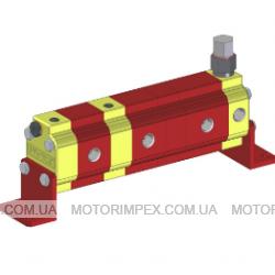 Делители потока RV-0H с гидромотором и предохранительным клапаном