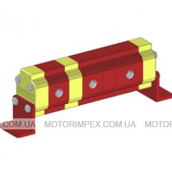 Делители потока RV-0G с гидромотором