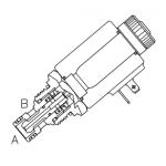 Картриджные электромагнитные клапаны типа NO/NC 005.567, 005.568, 005.575 и 005.579