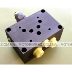 Монтажные плиты BPC5 с предохранительным клапаном