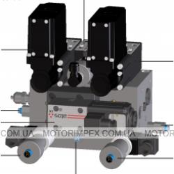 Гидравлические блоки PB для листогибов и прессов