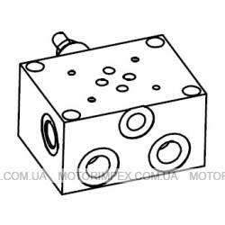 Монтажные плиты с предохранительным  клапаном BASE CETOP 3 C/VMP