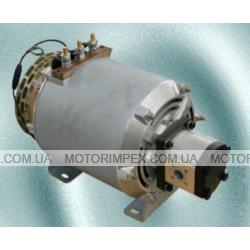 Насосно-моторные группы DCM (c электродвигателем постоянного тока)