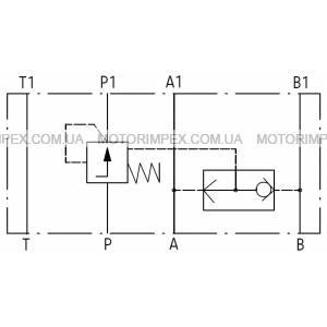 Компенсаторы давления UZUC6 Ponar