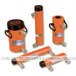 Цилиндрические гидравлические домкраты DAC